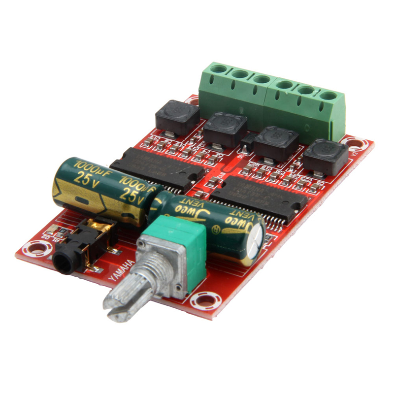 XH-M531 Digital Amplifier Board HIFI Class D Audio Amplifier Board