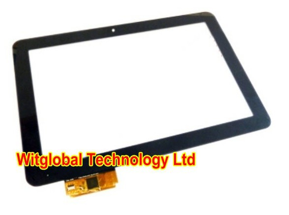 New Touch Screen Digitizer Panel for 10.1 PRESTIGIO MultiPad 4 Ultimate 10.1 3G PMP7100D3G_QUAD Tablet Glass Sensor Free Ship 7inch for prestigio multipad color 2 3g pmt3777 3g 3777 tablet touch screen panel digitizer glass sensor replacement free ship