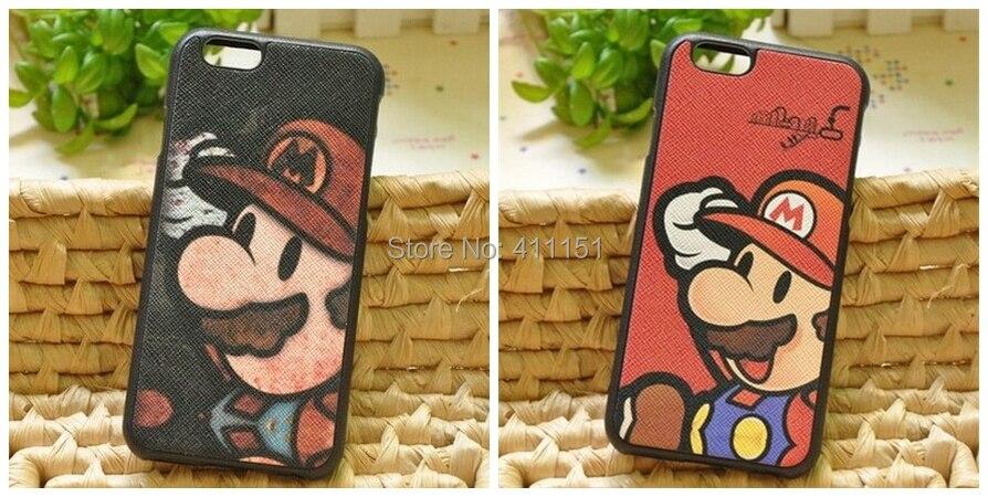 4.7 inch Cartoon Mario Soft TPU Back Case iPhone 6  -  ALEX ZHOU Store store