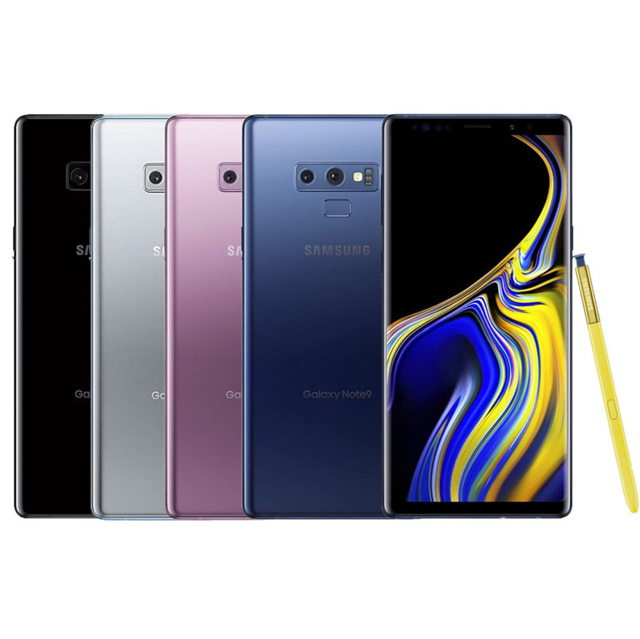 shop Samsung Galaxy Note9 Note 9 Latest 2020 N960U N960U1 Unlocked Mobile Phone Snapdragon 845 Octa Core 6.4 with crypto, pay with bitcoin