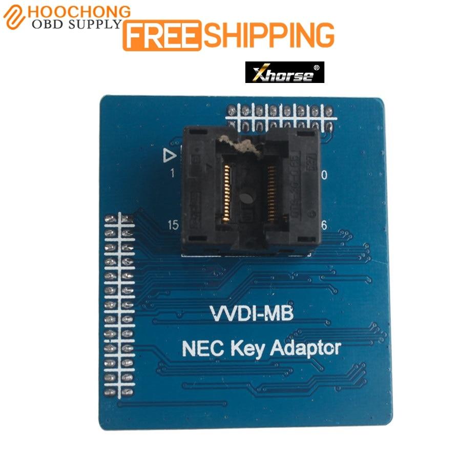 Original Xhorse VVDI MB NEC Key Adaptor