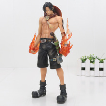 Anime une pièce Figure Ace Shanks singe D Luffy Figure Zoro Sanji loi trafalgar Sabo une pièce Anime MSP PVC modèle jouets