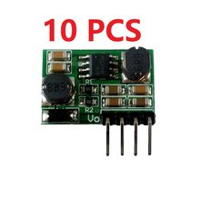 10 PCS 2 in 1 0.9-6V to 3V 3.3V 3.7V 5VAuto Step-UP & Step-Down DC DC Converter DD0603SA_3V 3V3 3V7 5V(China)