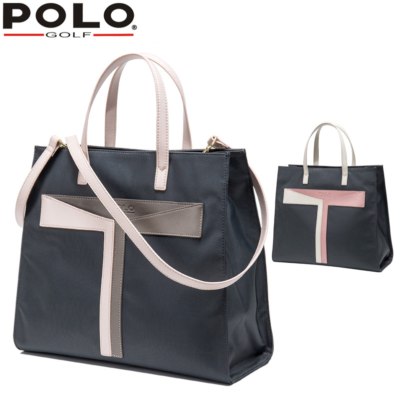Polo New Bag for Lady Multifunction Tote Bag Workplace Briefcase Bolsa Golf Bag Women Bu ...