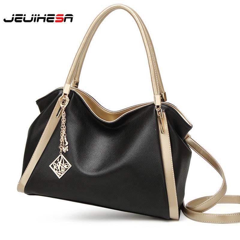 8d61d4d8fae0 Новые повседневные женские кожаные сумки через плечо женские знаменитые  дизайнерские Роскошные Брендовые женские сумки через плечо