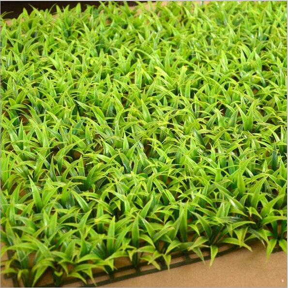 Us 29 45 Palsu Bibit Rumput Buatan Tanaman Rumput Sintetis Dekorasi Rumah Plastik Buatan Rumput Rumput Karpet Merumput Dekorasi Taman Ornamen