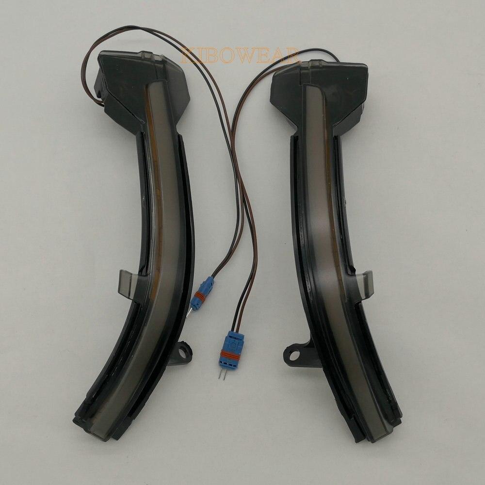 Dynamic Blinker LED Turn Signal For BMW F10 F11 F12 F13 5 6 7 Series GT