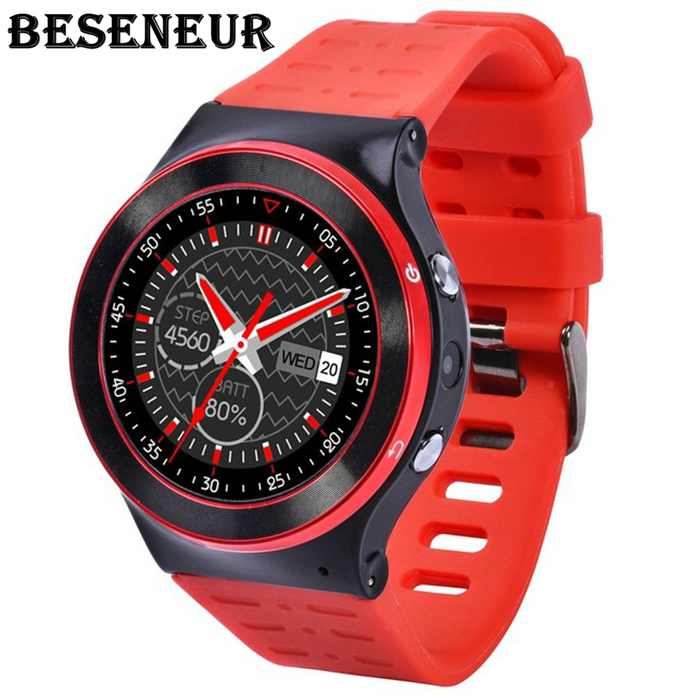 Fashion S99 3G Smart Watch Android 5.1 2.0MP Camera GPS WiFi Pedometer Heart Rate Tracker Smartwatch PK KW88 No.1 D5 X3 Plus metel android smart watch with pedometer gps wifi 1gb 8gb heart rate 5mp camera 3g smartwatch relojes inteligentes clock pk x01