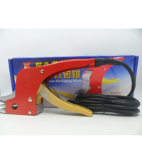 Electrical Strapping Welding Tool Equipment PP Straps Manual Packing Machine For Carton Seal packaging Packer