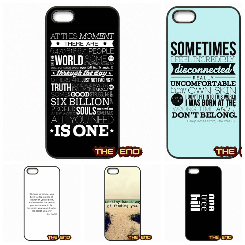 Loving One Tree Hill Quotes Mobile Phone Case Cover For Samsung