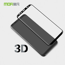 MOFi 3D Tempered Glass for Samsung Galaxy S8