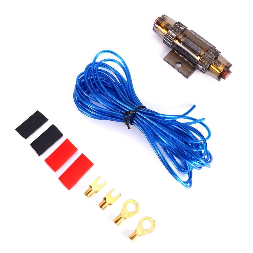 Atemberaubend 4 Gauge Amp Kabel Ideen - Die Besten Elektrischen ...