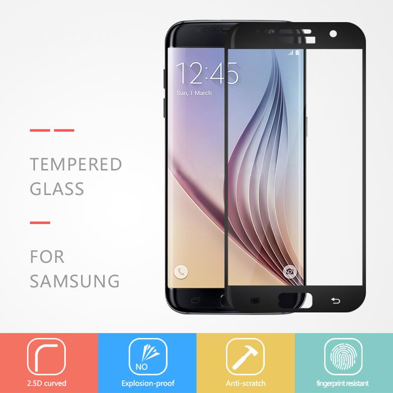 Premium 9H Full Covered Anti-Scratch Tempered Glass Screen Protector - Mobile Phone Accessories and Parts - Photo 4