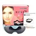 Massagem olho Instrumento Olho Instrumento de Proteção Preto Vibração Lançamento Aliviar A Fadiga Ocular Massageador Relaxamento