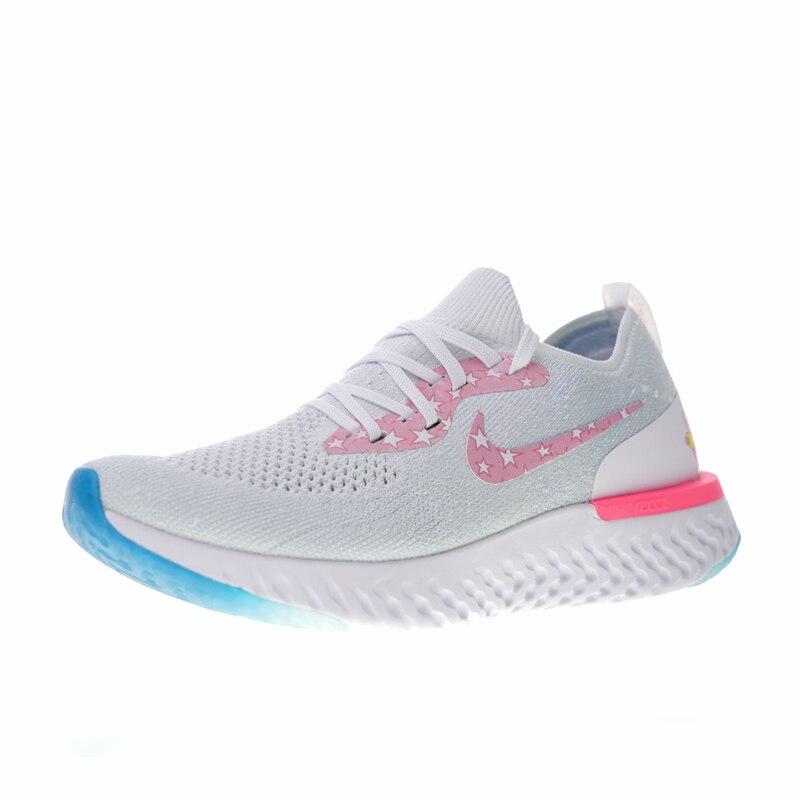 db4ca5fd47bf Original Nike Epic React Flyknit Women s Running Shoes