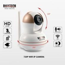 Daytech Wi-Fi Ip-камера 720 P Домашней Безопасности Видеонаблюдения в Помещении Ночного Видения Baby Камеры Двухстороннее Аудио