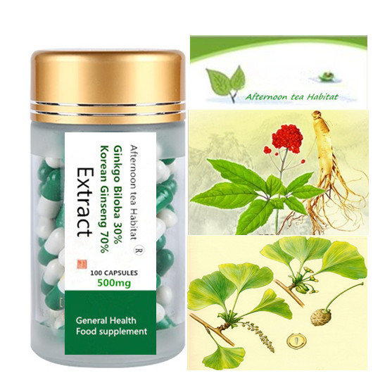Apologise, but, Asian ginseng and ginkgo biloba interesting