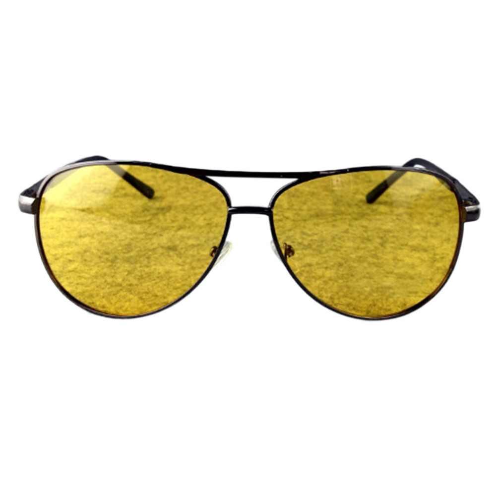 479241fa82d38 ... mrwonder Men UV 400 Polarized Anti-Glare Light Weight Durable Portable Sunglasses  Night Vision Outdoor ...
