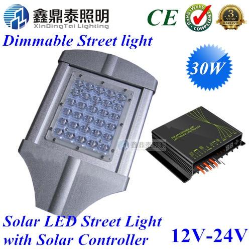 led street light 12v 24v 30w lamp with intelligent pwm digital rh sites google com