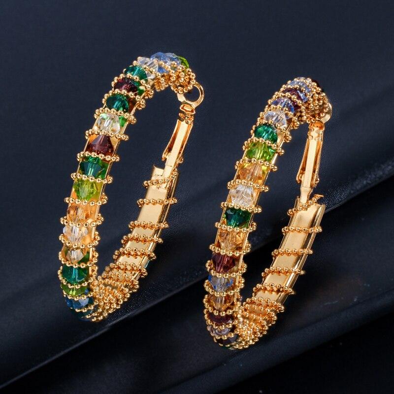 gold hoop earrings 2