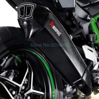 Akrapovic Motorcycle Exhaust Pipe Muffler For TMAX500 TMAX530 NK650 Z800 ER6N Motorbike Silencer Exhaust Escape With DB Killer