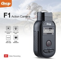 GitUp F1 WiFi 4K Sport Action Camera Video Time Lapse Camcorder Looping Recorder for Outdoor Cycling Sports