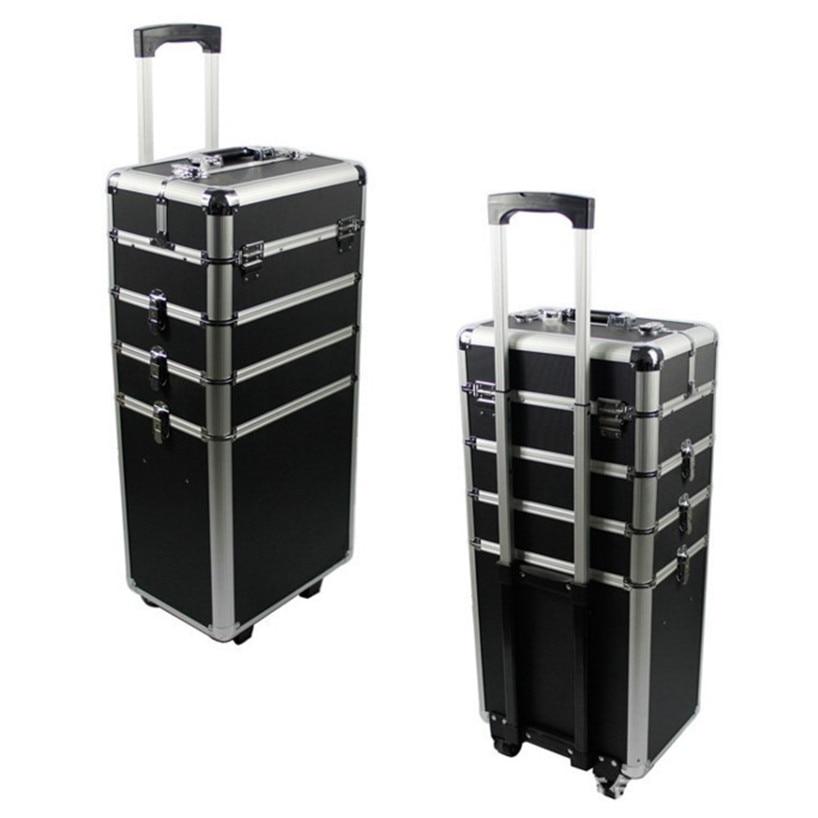 Бренд алюмінієва рама 4 в 1 візок - Сумки для багажу та подорожей - фото 3