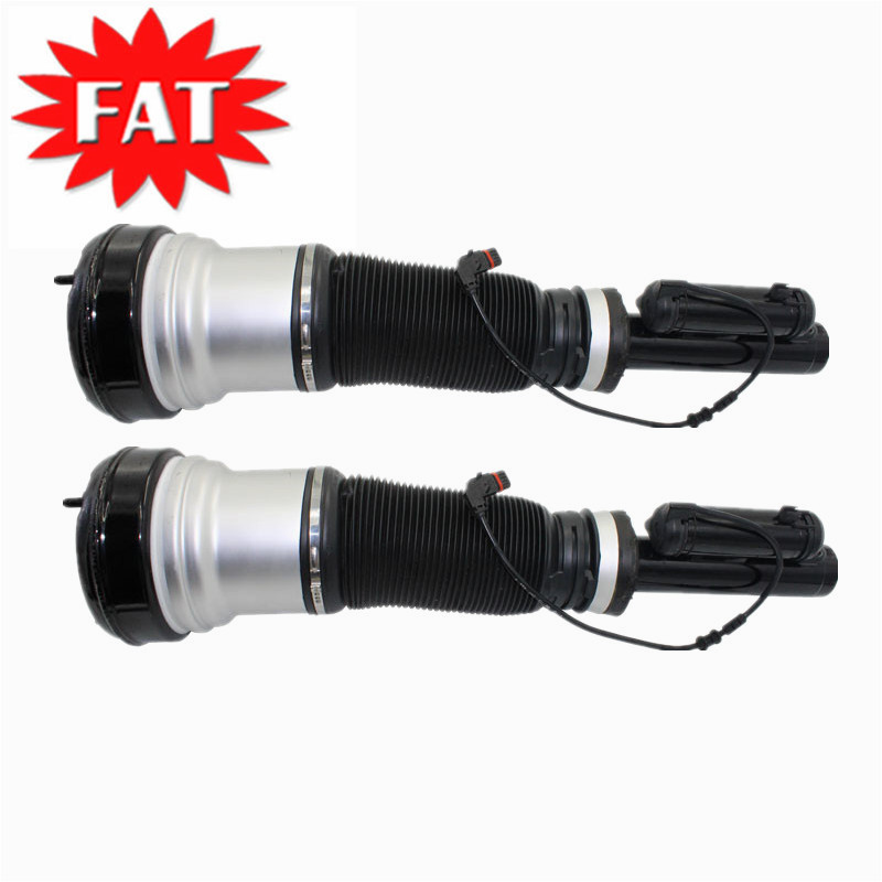 Pair Front Air Suspension Shock Absorber Strut for Mercedes Benz S Class W220 S350 S430 S500