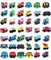Un Conjunto 42 UNIDS Juego Completo de Thomas Tren Juguetes Modelo De Madera 42 Diseños de Juguete Thomas y Sus Amigos Los Niños Juguetes Magnéticos Niños regalos
