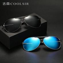 Горячие продажи Солнцезащитные очки Женщины Мужчины Поляризованные солнцезащитные очки Роскошные моды Cateye Vintage Blue Sun Glasses 2018