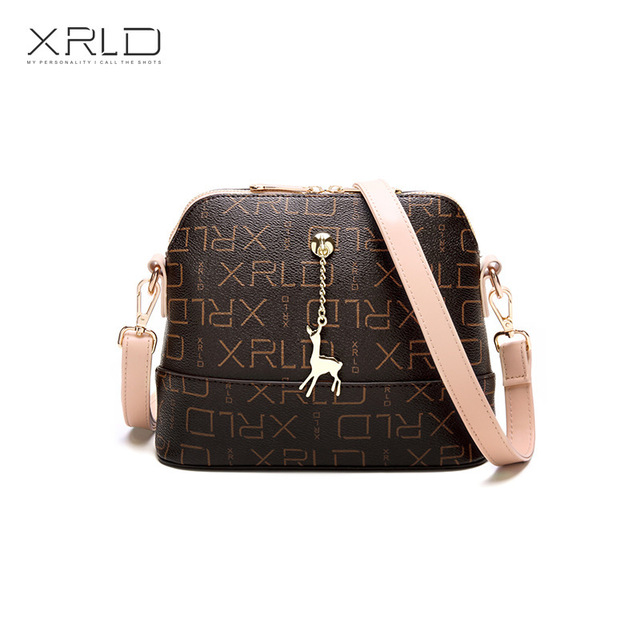 Spring Small Bag Woman 2018 New Pattern Korean Fashion Single Shoulder Ma'am All-match Cable Satchel Mini- Shell Package 5