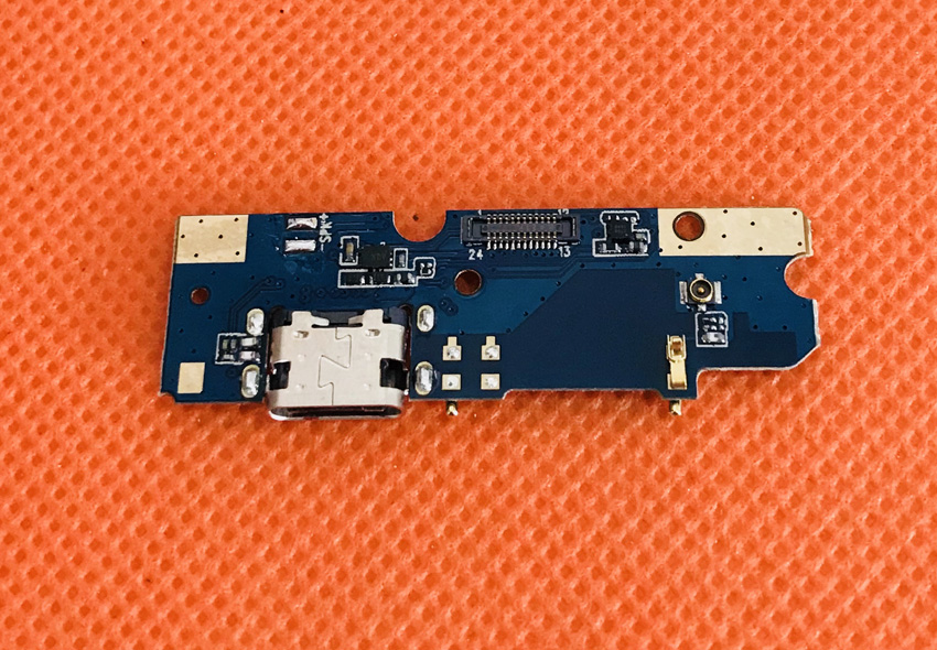 Used Original USB Plug Charge Board For Bluboo S8 MTK6750T Octa Core Free shipping