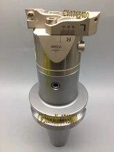 BT40-LBK6-65L-M16 Arbor RBH 68-92 mm High precision Twin-bit Rough Boring Head used for deep holes