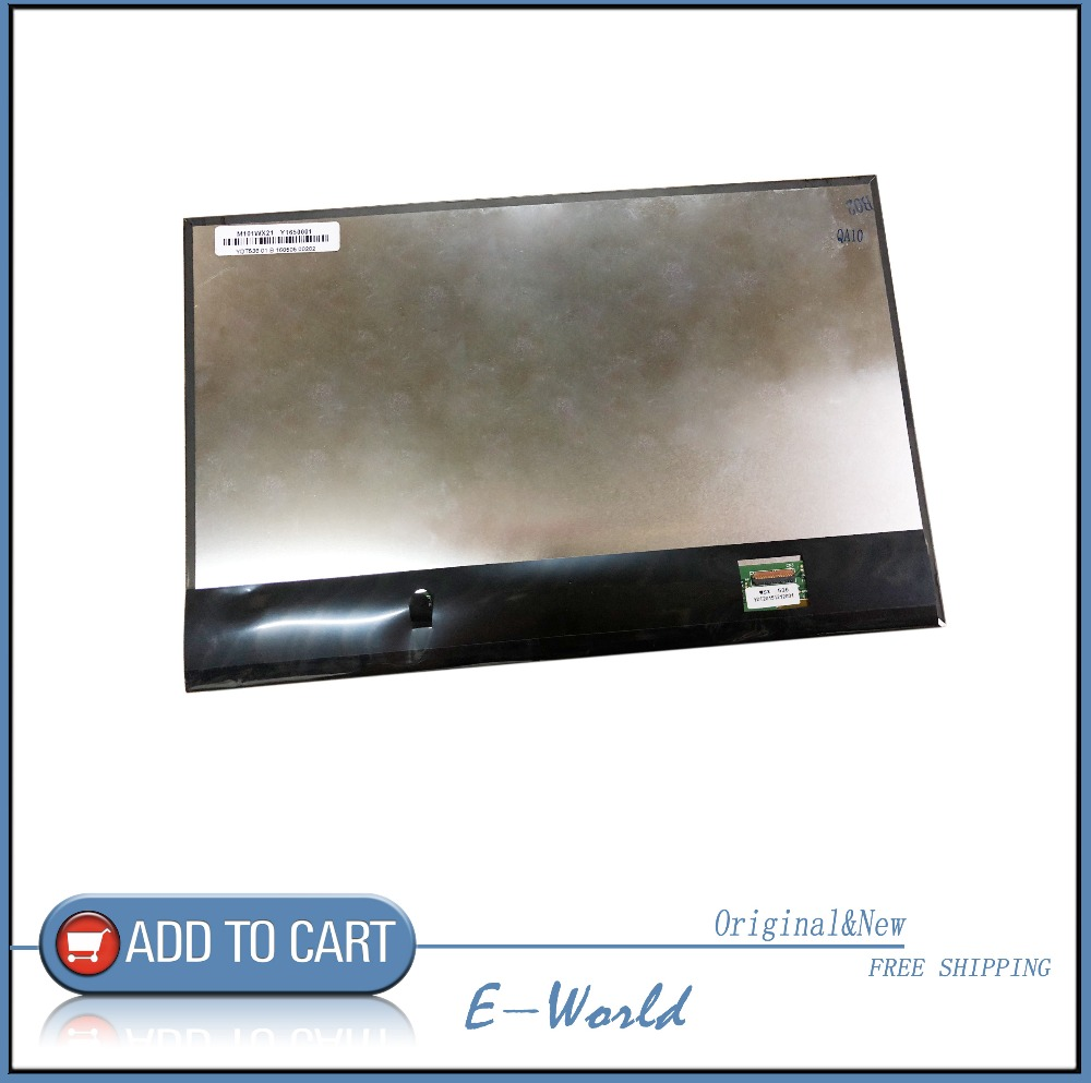 Original 10.1inch LCD screen M101WX21 B03304EE0010G for tablet pc free shippingOriginal 10.1inch LCD screen M101WX21 B03304EE0010G for tablet pc free shipping