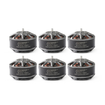 6 PCS GARTT ML 3510 700KV  Brushless RC Motor For Multicopter Quadcopter Hexacopter Drone - discount item  12% OFF Remote Control Toys