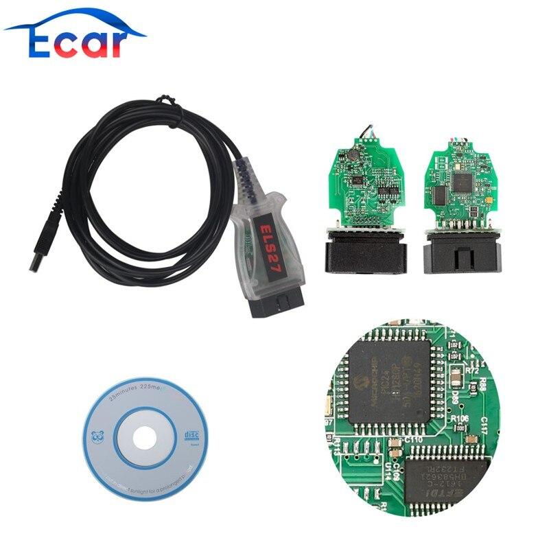 Prix pour ELS27 FORScan Scanner avec FT232RL Puce pour Ford/pour Mazda/pour Lincoln et pour Mercure Véhicules