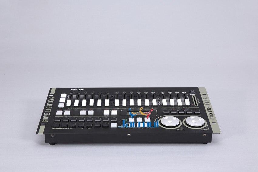 MAX 384 DMX Controller Intelligent Master lighting Console