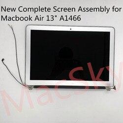 العلامة التجارية جديد A1466 الجمعية ل ماك بوك اير 13.3 A1466 LCD مجموعة شاشة العرض 661-7475 2013 2014 2015 2016 2017 سنة