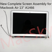 Brand New A1466 Assembly for Macbook Air 13.3 A1466 LCD Display Screen Assembly 661 7475 2013 2014 2015 2016 2017 Year