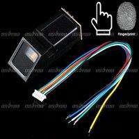 Fingerprint Reader Sensor Module for Arduino Mega2560 UNO R3 All in one Optical Fingerprint Sensor Free Shipping & Drop Shipping