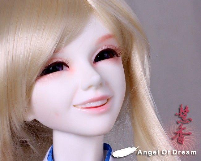 [wamami] AOD 1/3 BJD Dollfie Girl Set* FREE FACE UP/EYES/~Hui Xiang [wamami] aod 1 3 bjd dollfie girl set free face up eyes fan