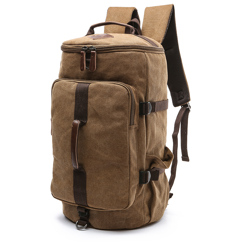 Large Capacity Men Backpack Computer Outdoor Bag Solid Male Travel Backpack Laptop School Bags Canvas Backpacks Man Shoulder BagLarge Capacity Men Backpack Computer Outdoor Bag Solid Male Travel Backpack Laptop School Bags Canvas Backpacks Man Shoulder Bag