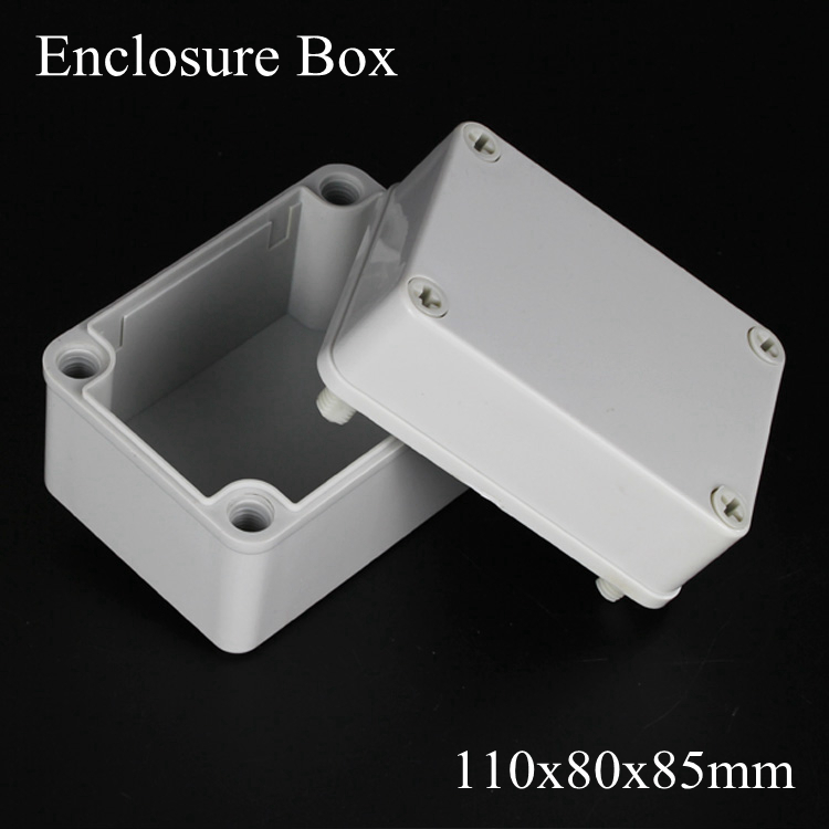 110*80*85MM IP67 New ABS electronic enclosure box  Distribution control network cabinet switch junction outlet case 110x80x85MM 175 175 100mm ip67 abs electronic enclosure box distribution control network cabinet switch junction outlet case 175x175x100mm