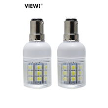 10pcs ampoule led bulb light b15 4W super low voltage Ac Dc 12 24 36 volt corn energy saving lamp 12v 24v 36v 48v 60v home bulbs led corn bulb spot light bulbs e14 4w 27 5730 smd energy saving lamp pure warm white lighting ac dc 24v