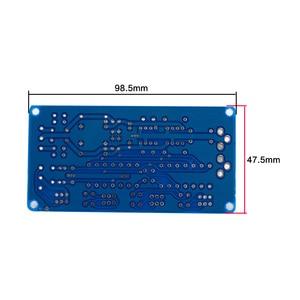 Image 4 - تحديث مكبر للصوت NE5532 Preamp المضخم حجم لهجة التحكم الانتهاء مجلس التريبل المدى المتوسط باس EQ DIY المزدوج AC 12 V  18V