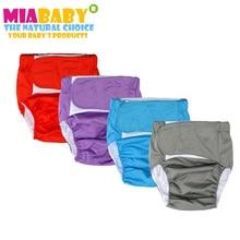 Miababy Ткань Пеленки для Взрослых, Детей, Бабушек и Дедушек, стирать и использовать повторно.