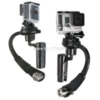 Bow Shape Pro Handheld Stabilizer Steady Steadycam Stabilizer For Dslr Camera For Gopro Hero HD 4