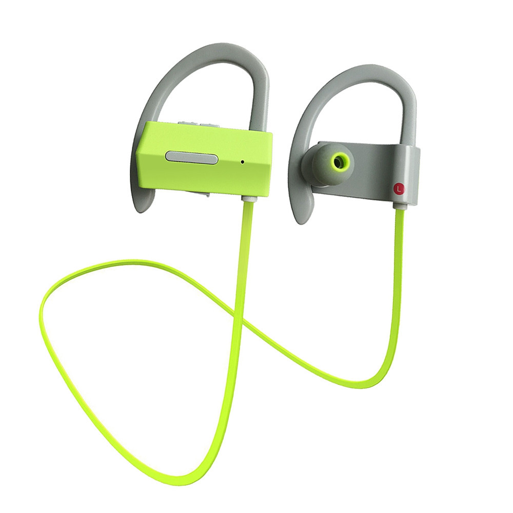 BH-05 Bluetooth Headset CSR8635 Sport Wireless Headphone with Mic Stereo Music Noise Canceling for Xiaomi iphone bh 23 wireless headphone