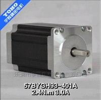 57 stepper motor / stepper motor / 57BYGHH93 401A 3A 2.2N adding two long