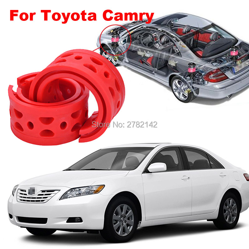 High-quality Front /Rear Car Auto Shock Absorber Spring Bumper Power Cushion Buffer For Toyota Camry  high quality front rear car auto shock absorber spring bumper power cushion buffer for volvo xc70